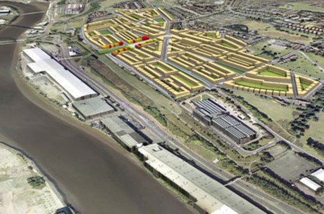 Scotswood Redevelopment Area
